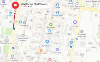 Органы опеки Первомайского района Пензы