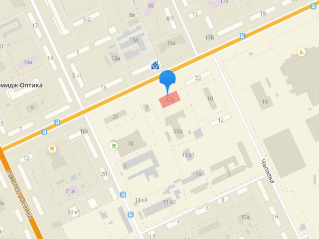 Отдел опеки и попечительства Калининского района Чебоксар на ул. Гагарина