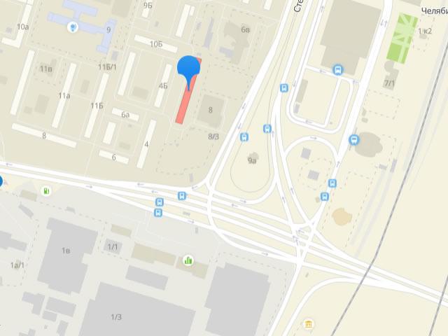 Отдел опеки и попечительства Советского района Челябинска на ул. Степана Разина