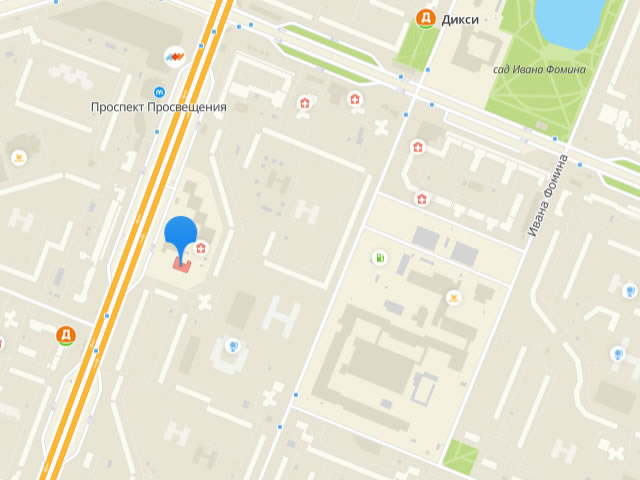 Отдел опеки и попечительства МО Парнас СПб на проспекте Энгельса