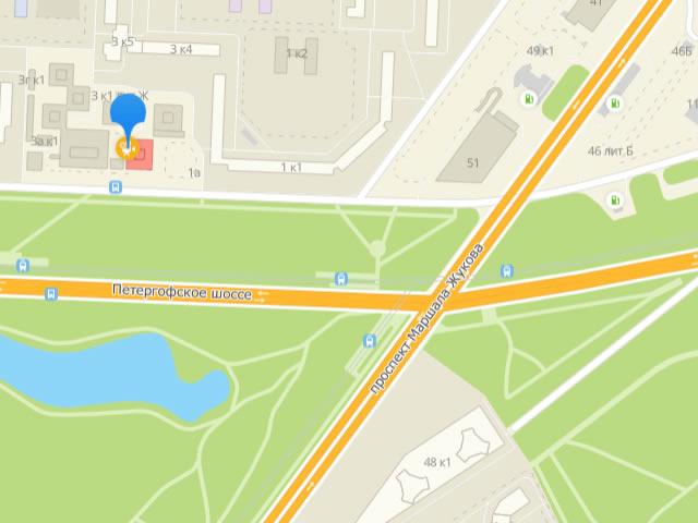Отдел опеки и попечительства МО Юго-Запад СПб на Петергофском шоссе