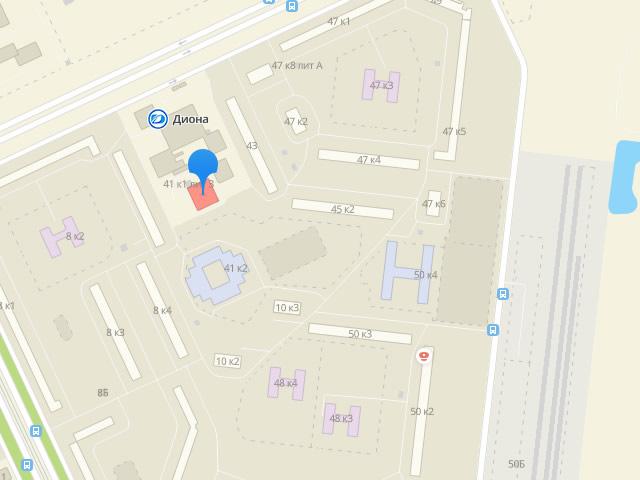 Отдел опеки и попечительства МО Оккервиль на ул. Коллонтай