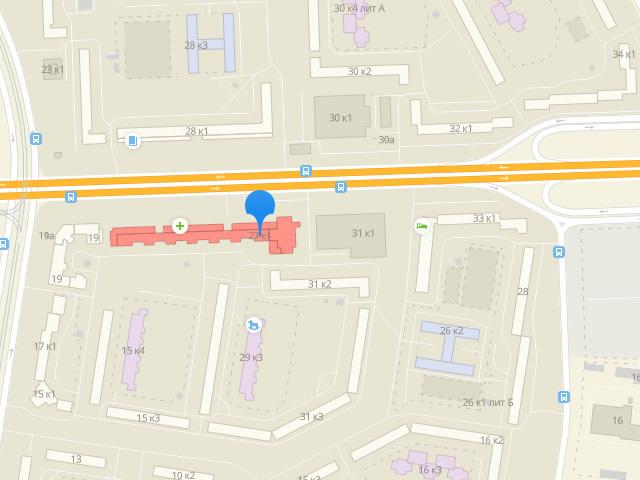 Отдел опеки и попечительства МО Пороховые на проспекте Косыгина