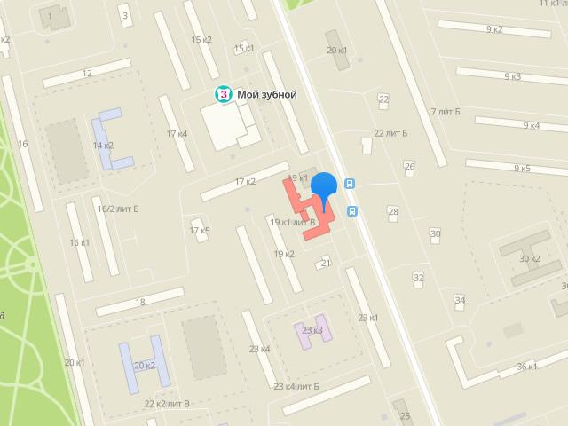 Отдел опеки и попечительства МО Купчино СПб на ул. Будапештская