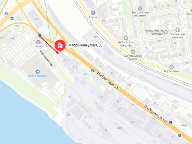 Управление опеки и попечительства администрации Новосибирского района в г. Новосибирск на ул. Фабричная
