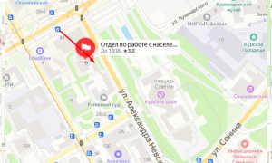 Органы опеки Центрального округа Курска