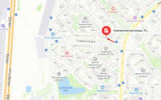 Органы опеки района Новокосино г. Москвы